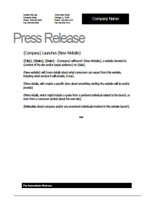 Startup PR: If You Write a Great Press Release, Media Coverage Will Come