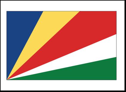 Sey Chelles Flag