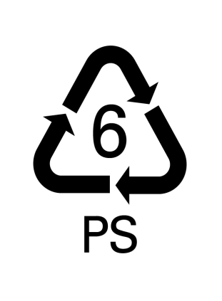 Recycling 6 PS Sign